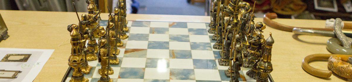 Schachseite Chessikus
